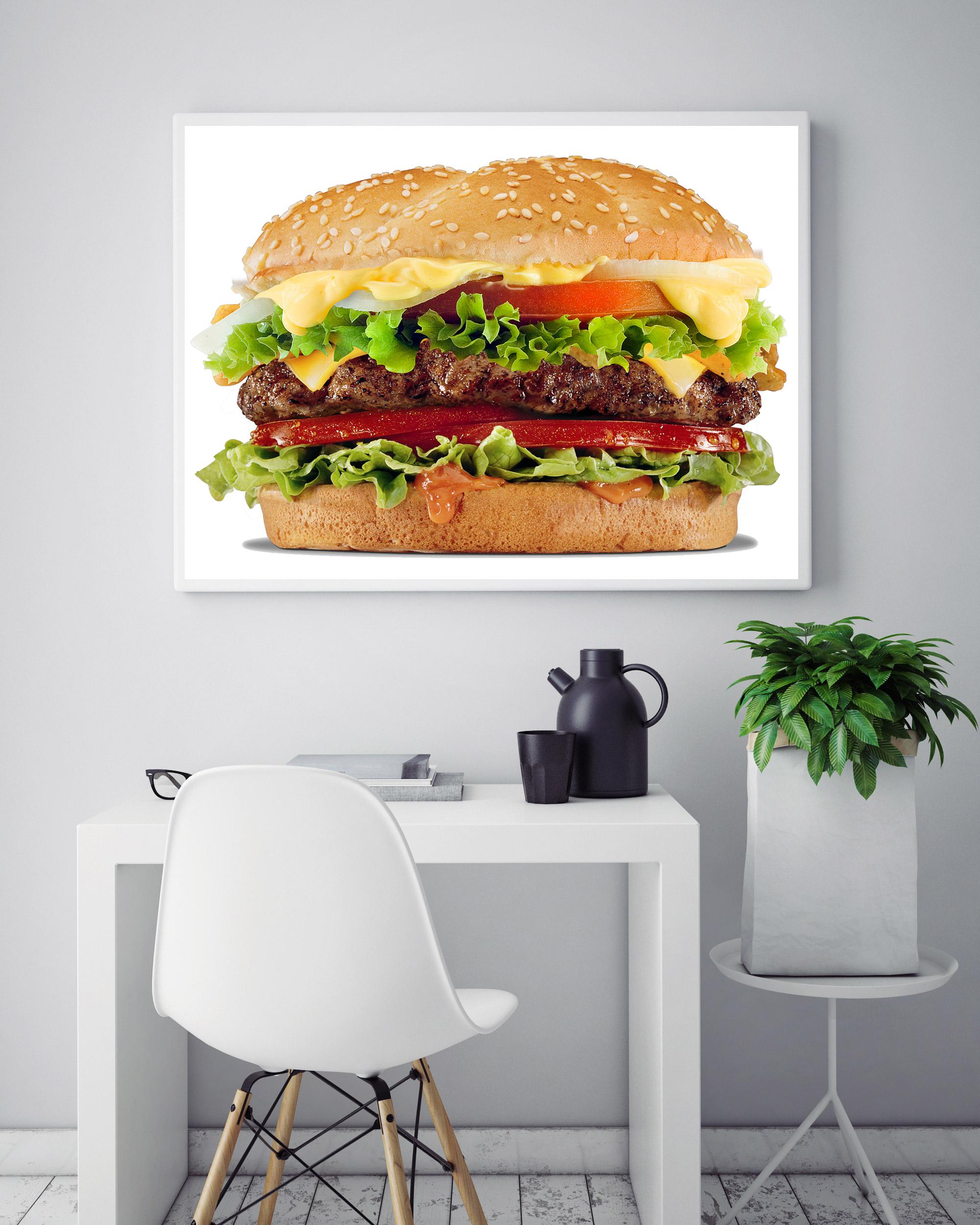 Burger som akustikbilleder